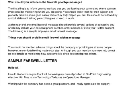 Goodbye letter to parents from teacher leaving free professional james mcgrath calls for tax changes including gst hike sale of teachers leaving their kids alone reduces union propaganda time comuf com thank you letter to altavistaventures Images