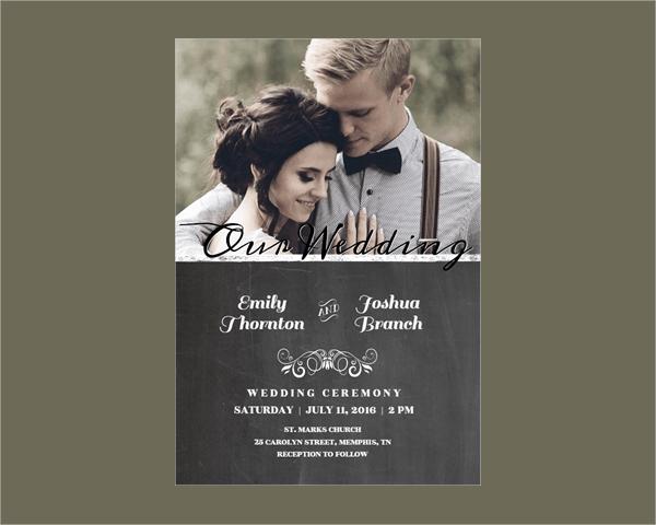 Formal Invitation Sample