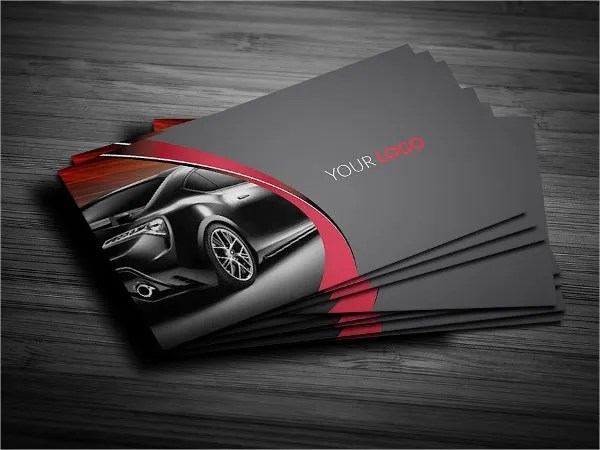 29 Examples Of Luxury Business Card Templates Psd Word