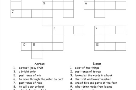 make your own crossword puzzle free pdf images