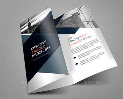 10+ Trifold Brochure Designs | Free & Premium Templates
