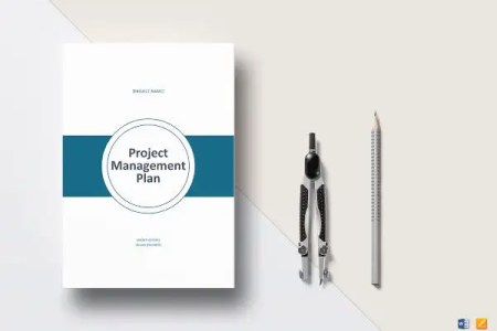 Project Management Templates   10  Free PDF Documents Download     Project Management Plan Template