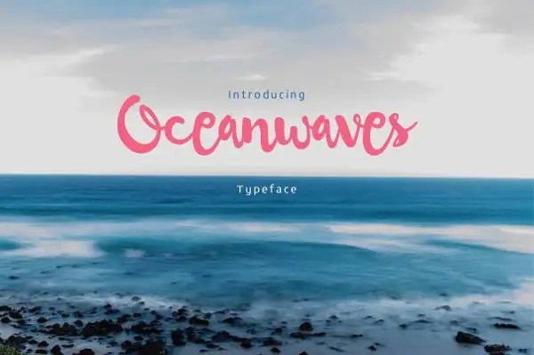 Different Examples Waves