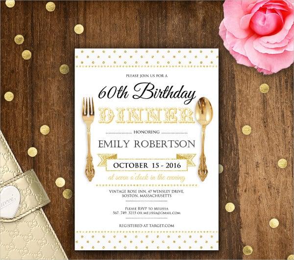 Formal Invitation Letter Example