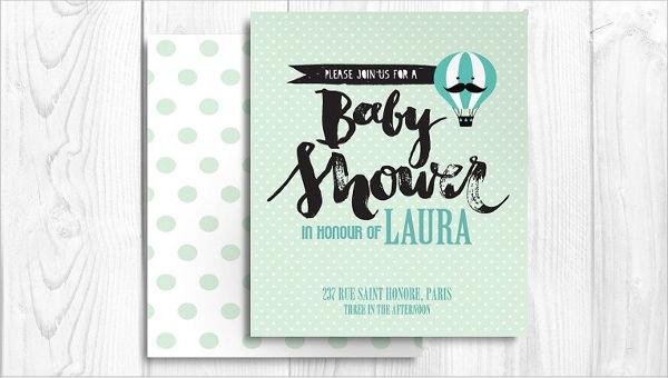 Baby Shower Invitations Whatsapp