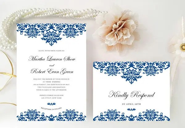 Bridal Shower Templates