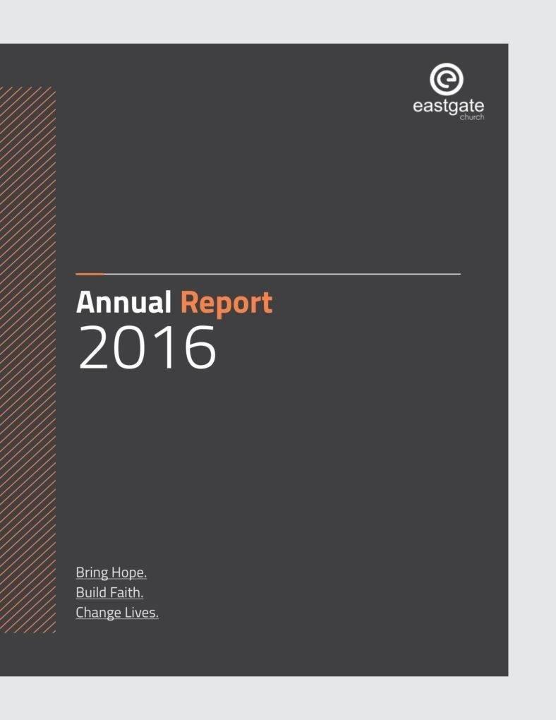 13 + Church Report Templates - PDF, Google DOC, Apple ...