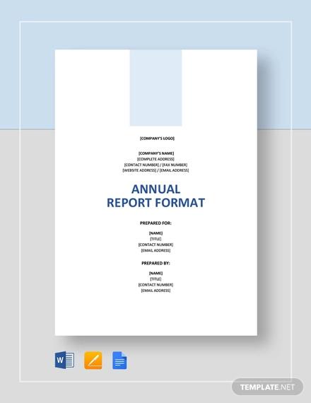 76+ Report Samples in Docs | Free & Premium Templates