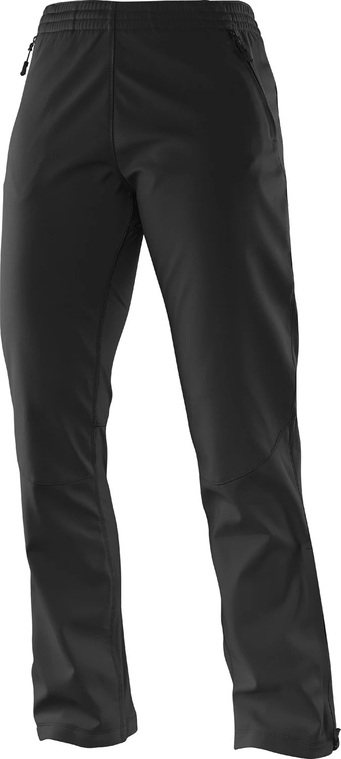 Salomon Active Softshell Cross Country Ski Pants - Womens