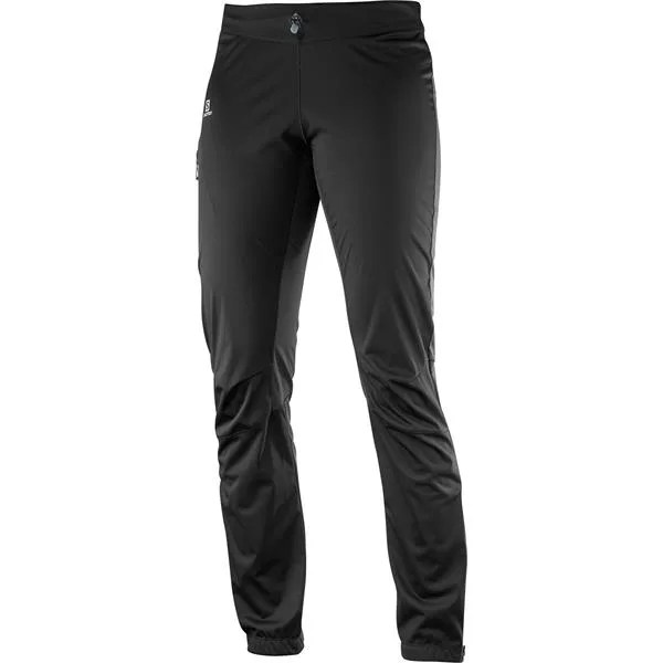Salomon Lightning Softshell XC Ski Pants - Womens