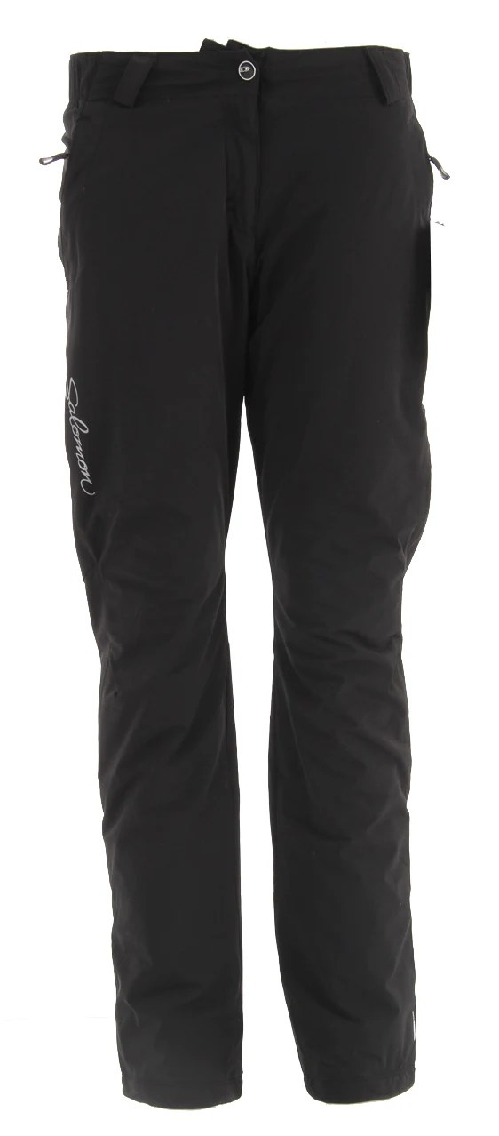 Salomon Nova III Softshell Cross Country Ski Pants - Womens