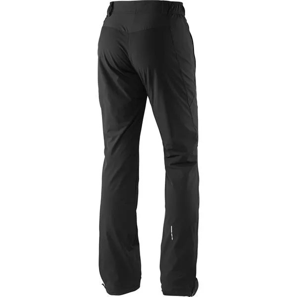 Salomon Nova Softshell Cross Country Ski Pants - thumbnail 2