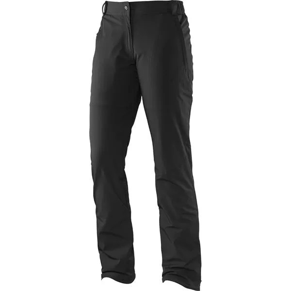 Salomon Nova Softshell Cross Country Ski Pants - Womens