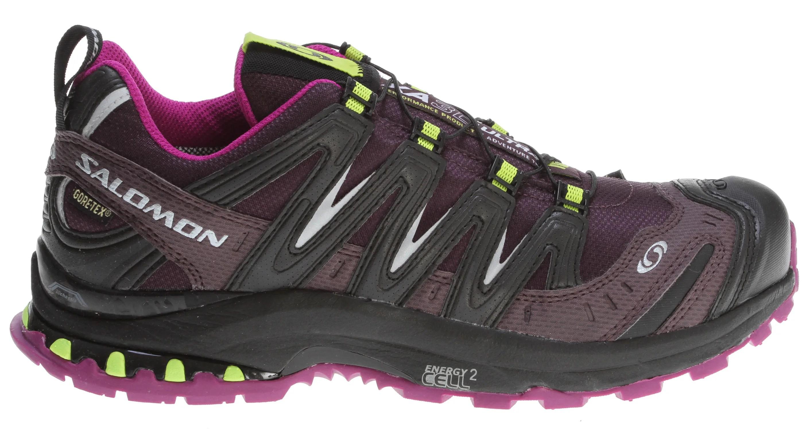 Salomon Xa Pro 3d Ultra 2 Gtx Trail Running Shoes Womens