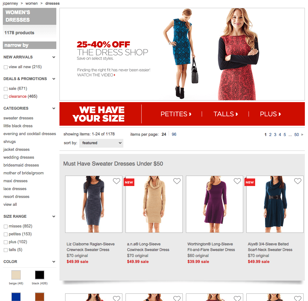 Online Shopping Jcpenney Clothing
