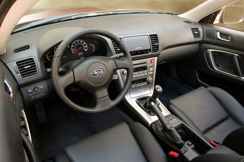 2005 Subaru Outback Pictures Photos Gallery Motorauthority
