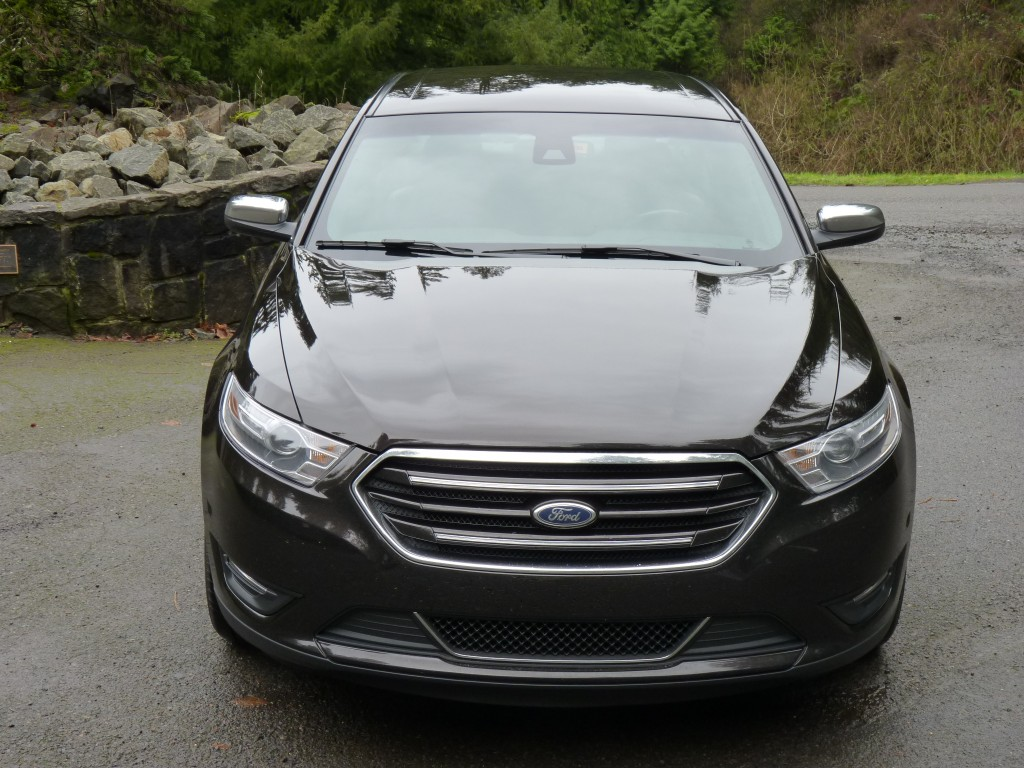 2014 Ford Taurus Engine Failure