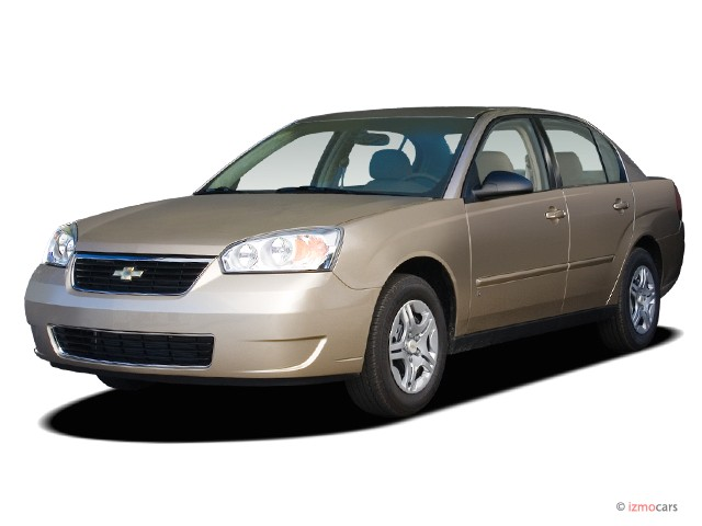 2006 Chevrolet Malibu Chevy Pictures Photos Gallery