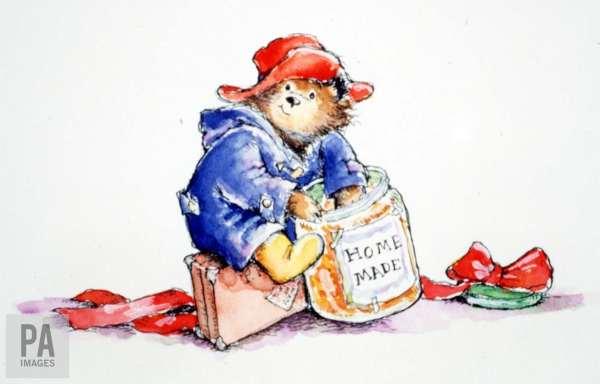 paddington bear poem # 14