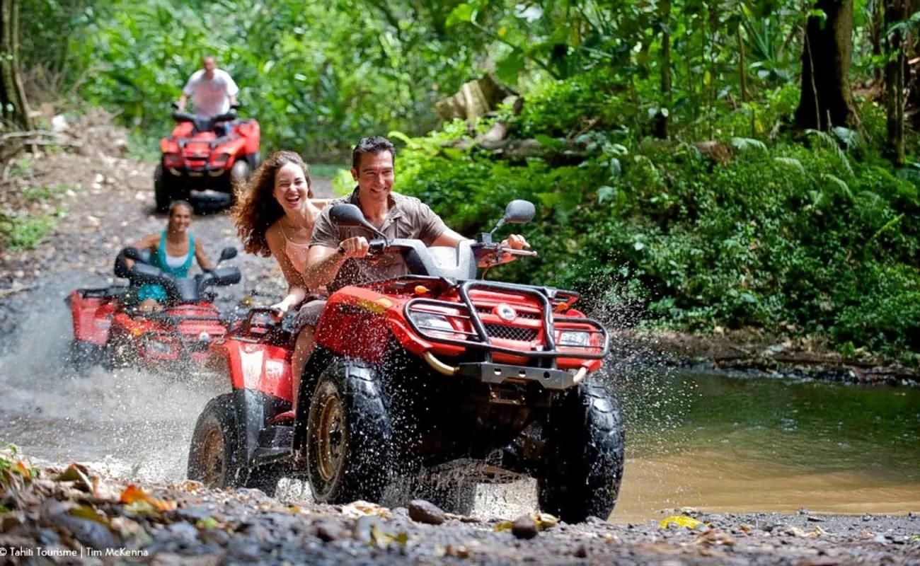 Atv Adventure And Ubud Tour In Bali | Thrillophilia