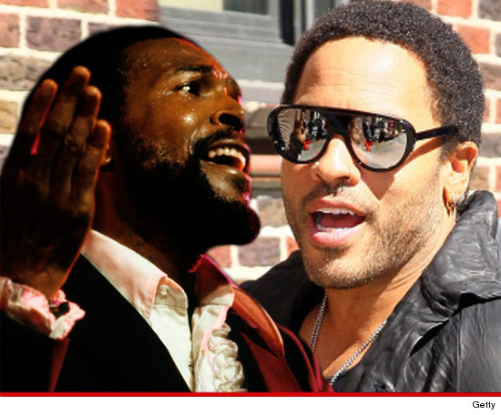 Marvin Gaye's Son Begs Lenny Kravitz -- Please Don't Play ...