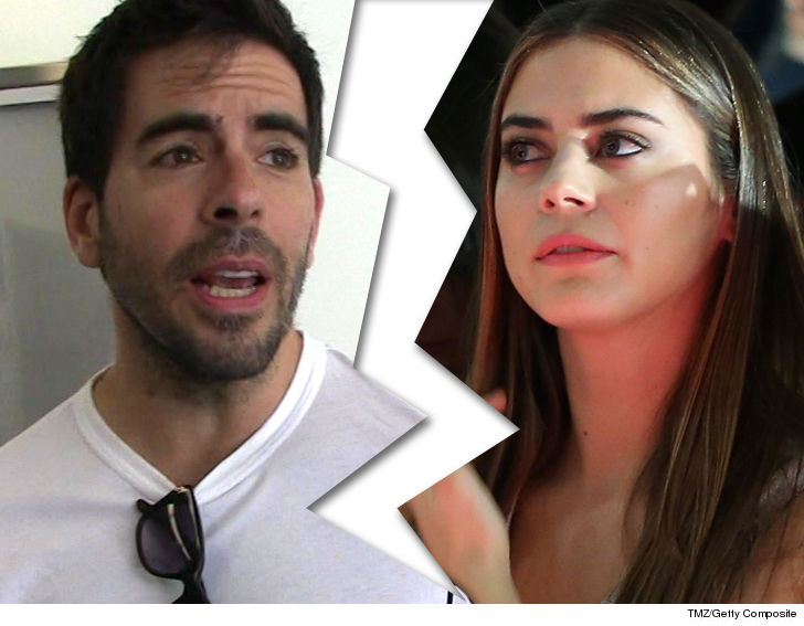 Director Eli Roth Files for Divorce from Wife Lorenza Izzo   TMZ com Director Eli Roth Files for Divorce from Wife Lorenza Izzo