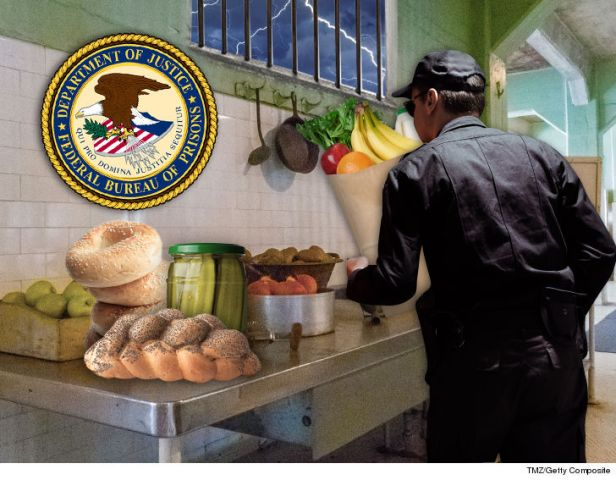 Federal Bureau of Prisons Preps for Yom Kippur in Wake of Hurricane         keep things kosher for Yom Kippur     and the Federal Bureau of Prisons  is accommodating  especially for facilities affected by Hurricane Florence