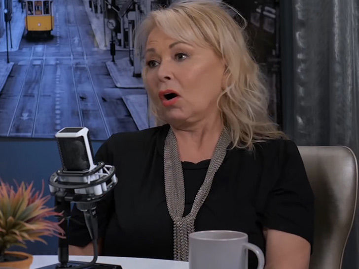 Roseanne Barr Calls Metoo Movement Hollywood Hos With