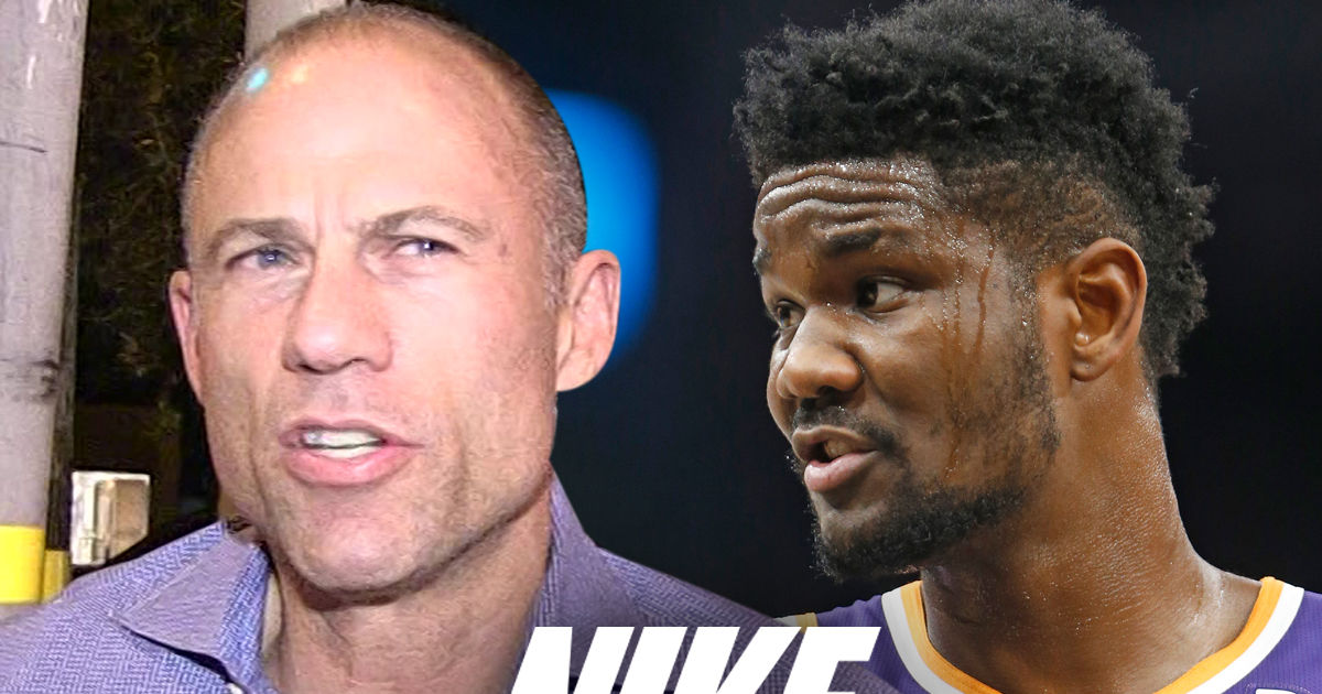 Michael Avenatti Blasts Nike Accuses Company Of Paying