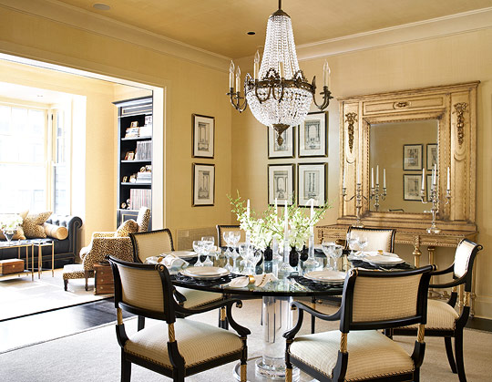 Pictures Beautiful Dining Rooms