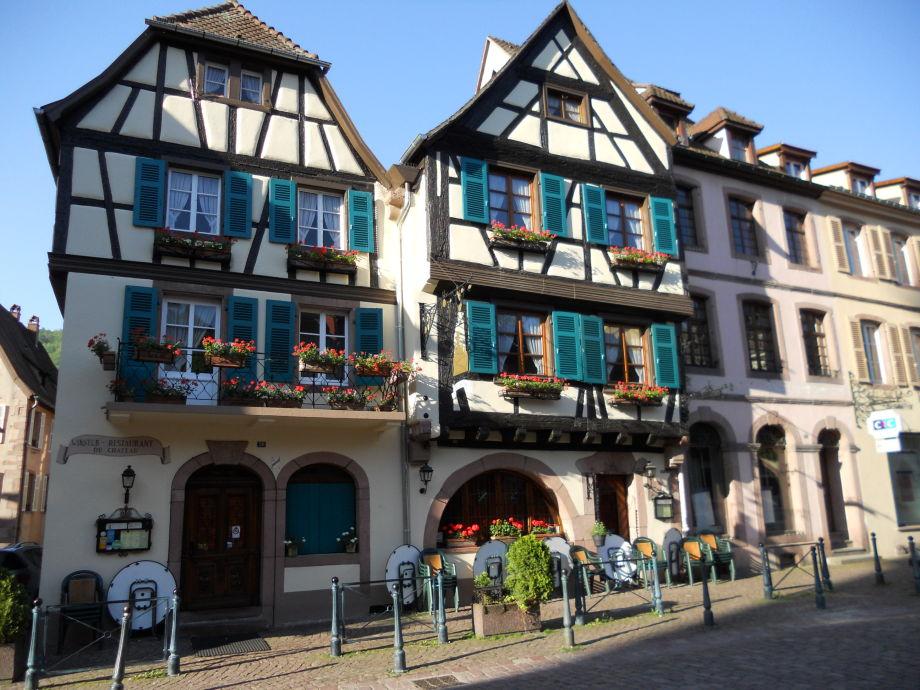Ferienhaus Schaetzel, Elsass - Herr Bertrand Schaetzel