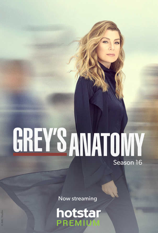 Grey's Anatomy Season 16 out