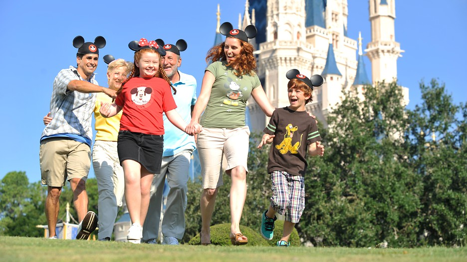 Family Packages Disney World