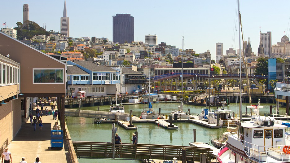 Fishermans Wharf San Francisco Restaurants Seafood