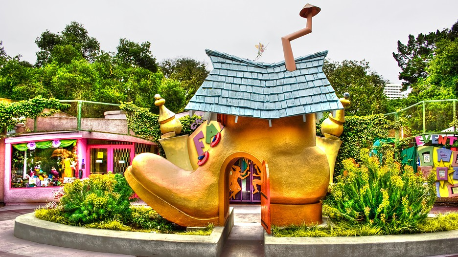 Children's Fairyland - Oakland, California Attraction ...