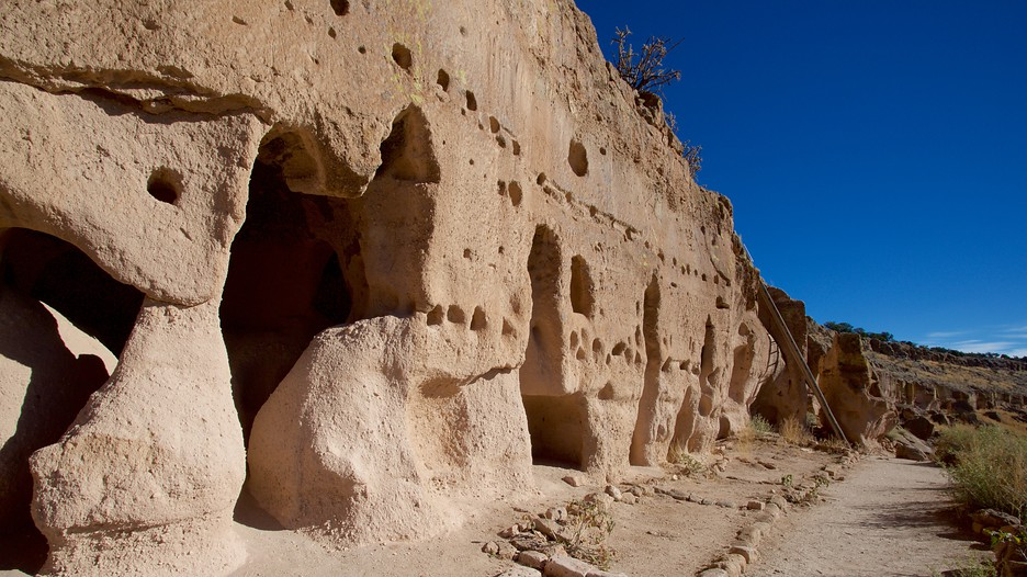 Cliff Dwellers New Mexico