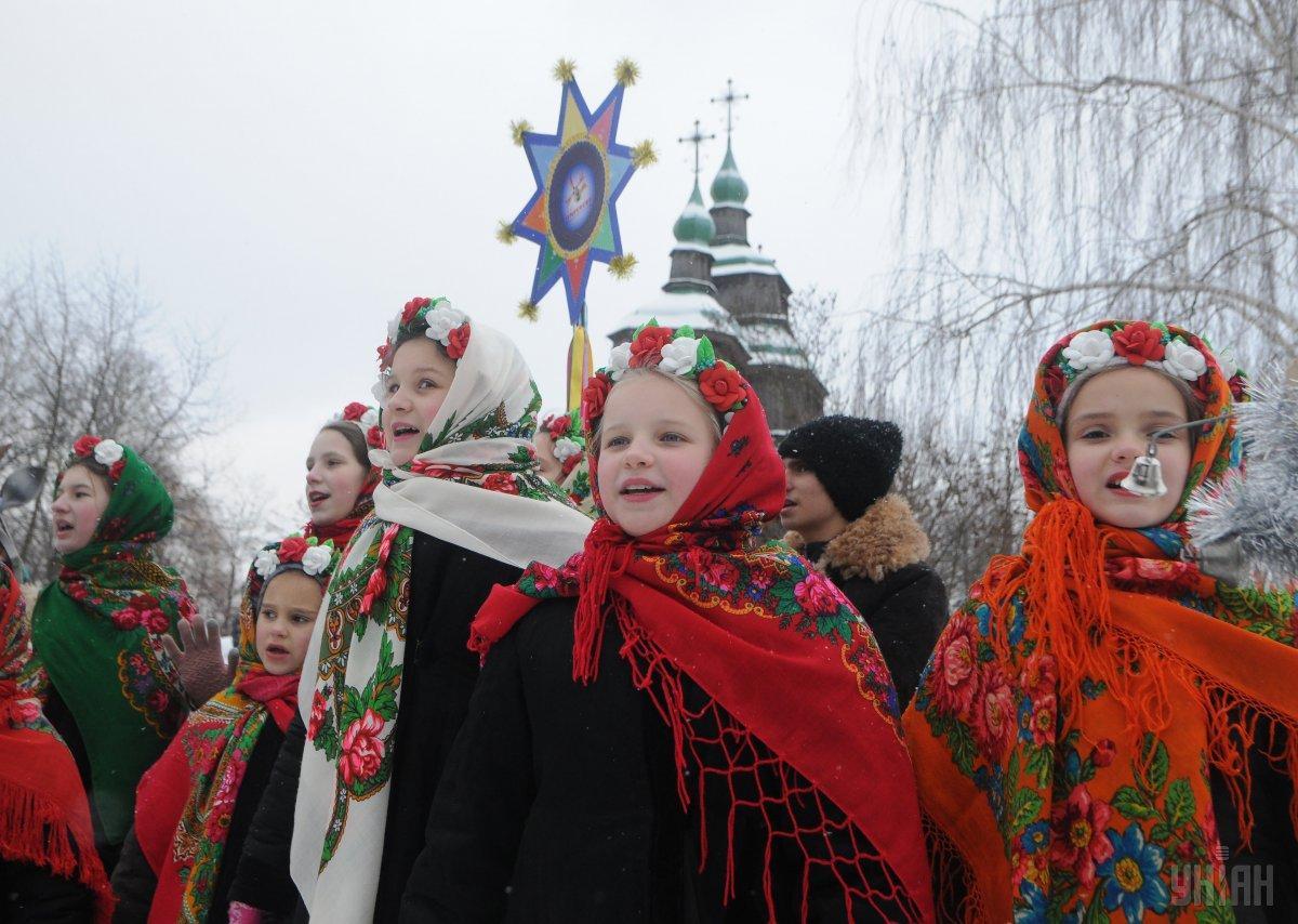 Різдво Христове відзначається 7 січня / фото УНІАН