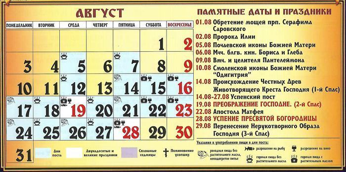 28 серпня - Успіння Пресвятої Богородиці / vedmochka.net