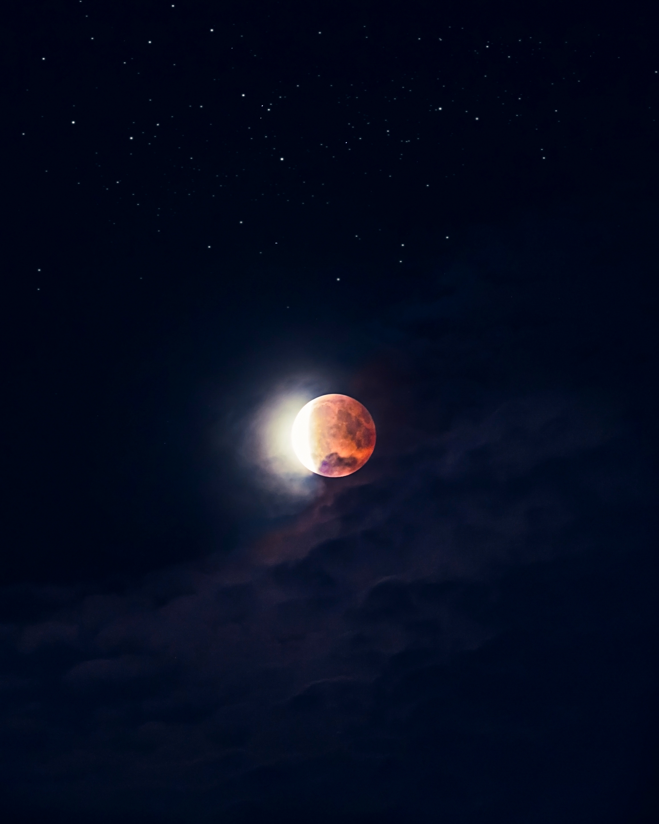 Android Wallpapers   Find your next android wallpaper on Unsplash     lunar eclipse digital wallpaper