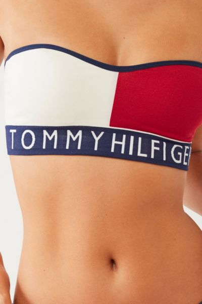 Tommy Hilfiger Seamless Bandeau Bra Urban Outfitters