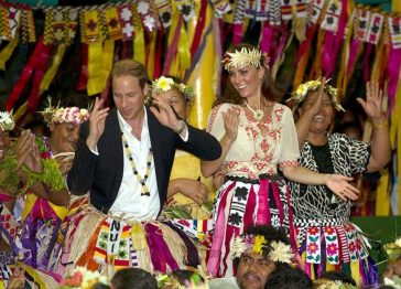 Danze da royal: le più belle foto dei reali britannici che ballano