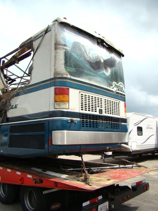 American Eagle Motorhome Salvage