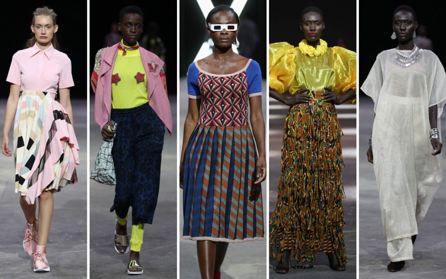 Cape Town Fashion Week 2018 celebrates African Fashion News