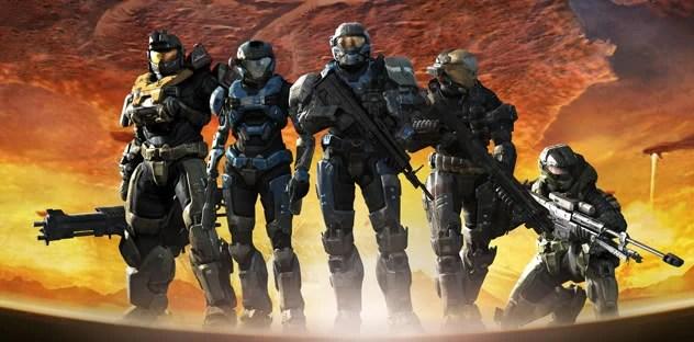 Halo Commando Reach Carter