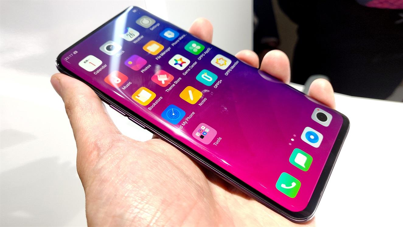 Oppo Find X Lo Smartphone Tutto Schermo Con Tre