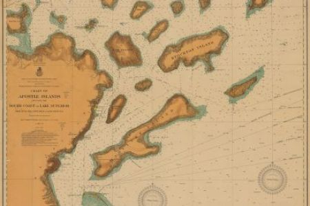Lake Superior Depth Chart Map Another Maps Get Maps On HD Full - Lake huron depth map