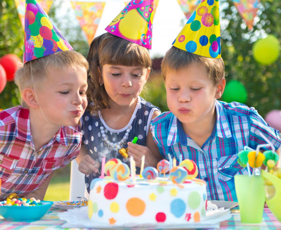 What Should I Consider When Planning A Children S Birthday