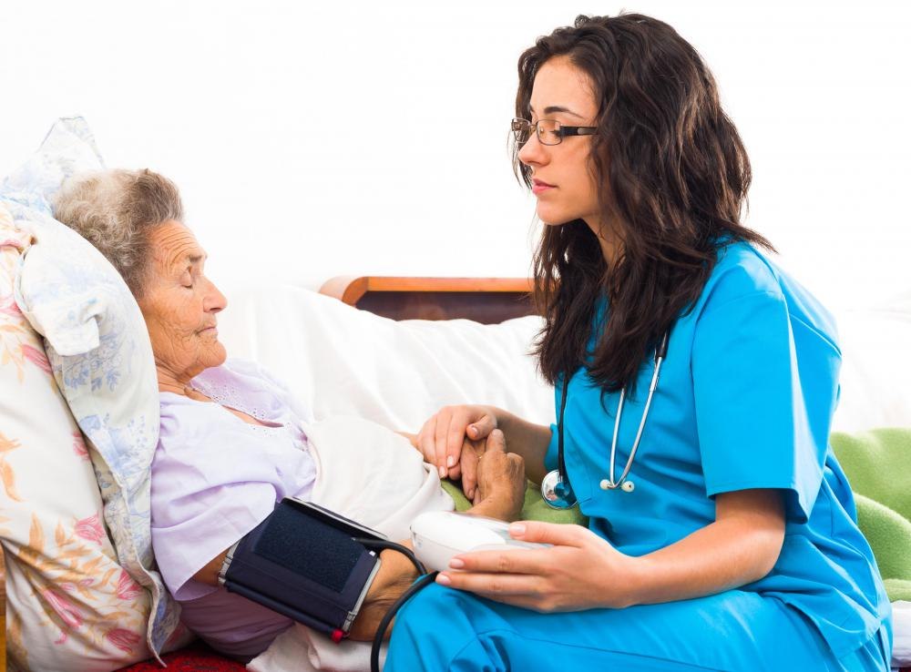 What is a Nursing Assistant? (with pictures)