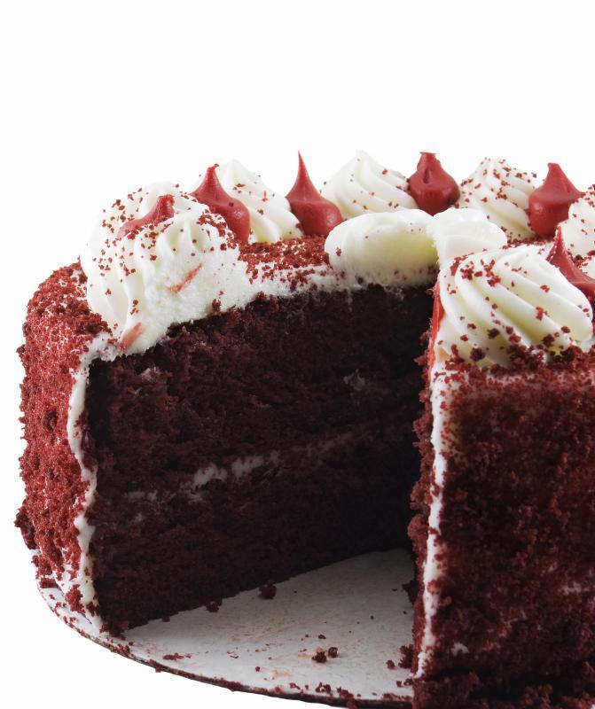 Types Velvet Cakes