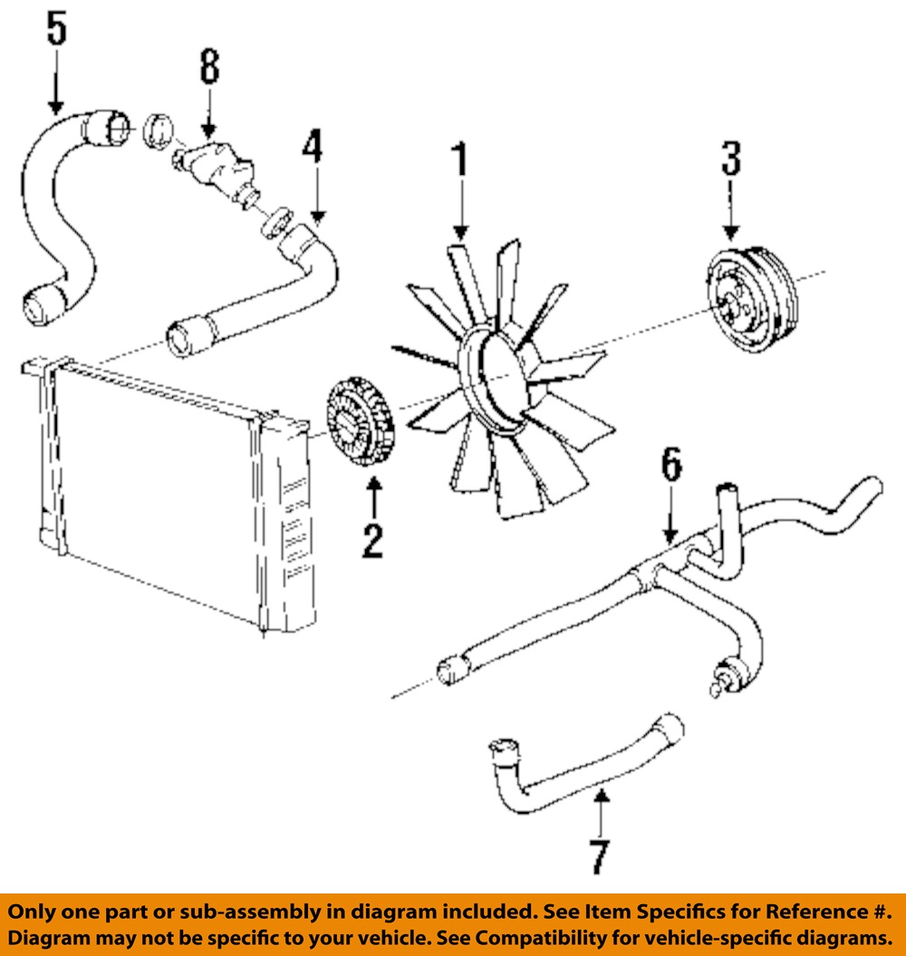 Bmw E36 Cooling System Diagram